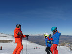 Skiing course 5 Saturdays alternate + FORFAIT