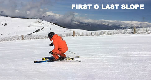 FIRST OR LAST SLOPE