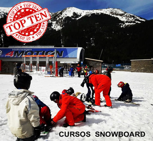 CURS SNOWBOARD